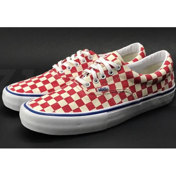 265081a8e56f Vans Era Pro Checkerboard
